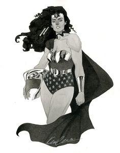 Wonder Woman- Kevin Wada