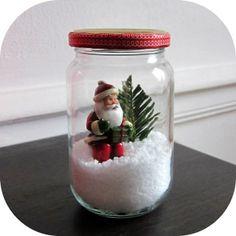 Mon quatre heures bricoleur: Décorations maison pour Noël (FLTM)