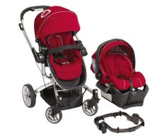$599.99-$599.99 Baby Teutonia T-Linx System, Venetian Red - Complete with both a designer stroller and infant car seat the t-linx offers luxury styling and European performance for an incredible value. The t-linx system has everything including the stroller, seat, t-tario 35 infant car seat, and infant car seat adapter. The stroller is light, compact and maneuverable, so ideal for when you are o ...