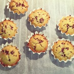 Gourmistas: Muffins aus Restschoggi