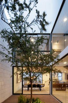 library courtyard design Shields