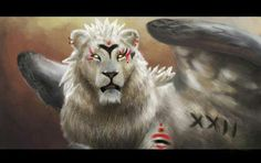 Wing lion