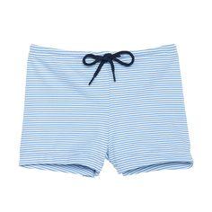 boy's swim trunks $49 Petit Bateau