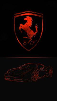 Search free ferrari Ringtones and Wallpapers on Zedge and personalize your phone to suit you. Ferrari 458, Ferrari Sign, Lamborghini, Car Brands Logos, Car Logos, Bmw Iphone Wallpaper, Car Symbols, R35 Gtr, Bike Photoshoot