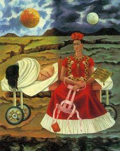 Tree of Hope Remain Strong Frida Kahlo #weseewhatwewant @weseewhatwe #art #painter