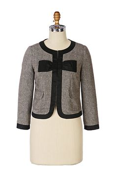 Properly Jacket  #anthropologie by Bow and Arrow