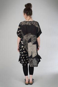Moyuru Dress S/S 2018 mo180045 | Walkers.Style