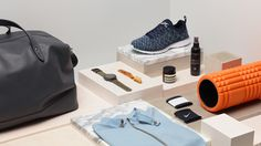 What's In Your Gym Bag? | The fitness essentials the MR PORTER Style Council keep in their holdalls
