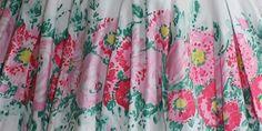 Unmaking Things 2012-13 » HORROCKSES: DESIGN AND MARKETING by Liz Tregenza Print Patterns, 1950s, Marketing, Summer Dresses, Skirts, Design, Fashion, Moda, Skirt