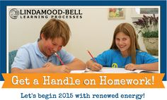 #Homework Tips for #Home: Get a Handle on #Homework | LindMood-Bell #Learning Processes