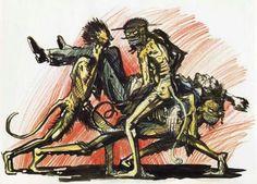 Art of Clive Barker