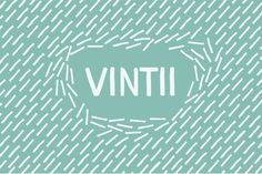 Vintii Font by Wild Ones on @creativemarket