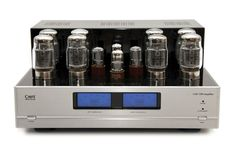 Cary Audio Design tube amplifier