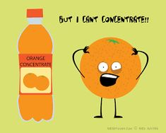 #todaysHumour . . . .  #joke #jokes #pun #puns #clever #wordplay #playonwords #playwithwords #funny #funnies #todaysfunnies #fun #jokeoftheday #punoftheday #sillyjokes #humour #humor #humourous #humorous #orange #orangejuice #concentrate #orangejoke