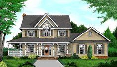 House Plan chp-27604 at COOLhouseplans.com