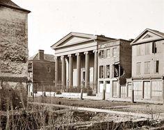 Hibernian Hall. 1865