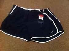 "NWT NIKE DRI-FIT 2"" Women's Running Black Small 339866-015 Shorts"