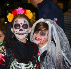 Halloween Face Makeup, Events, Happenings