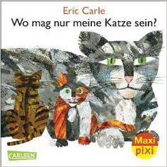 Wo mag nur meine Katze sein? (1-2 Jahre); Carlsen #katze #bücherbox #august #librileo #kinderbuch