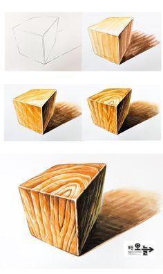 Shading Drawing, Texture Drawing, Texture Art, Drawing Interior, Interior Design Sketches, Sketch Design, Texture Sketch, Pencil Texture, Copic Drawings