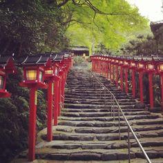 "@nemeanliogram's photo: ""貴船神社。"""