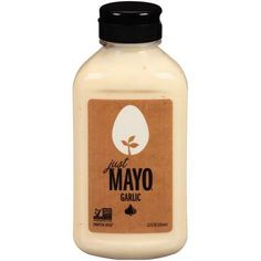 Hampton Creek Garlic Just Mayo (Shelf Stable) - 355ml