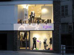 Devanture D'JESS - Street Wear