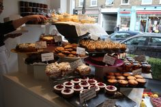 pasty heaven at Ottolenghi
