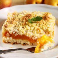 Recept : Meruňkový koláč s drobenkou | ReceptyOnLine.cz - kuchařka, recepty a inspirace