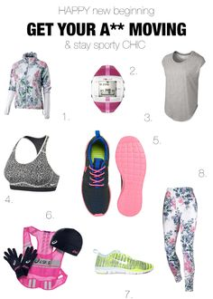 How to be chic in the fitness ??  http://www.catwalk-avenue.com/2015/01/get-your-a-moving/  #sport #fitness #sportclothes #nike #asics #workout #traning #active #energy #running