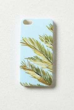 Anthropologie Waving Palm iPhone 5 Case
