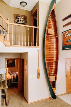 Camping Wisconsin, Canoe Camping, Canoe Trip, Old Town Canoe, Home Interior, Interior Design, Lake Cabins, Small Cabins, Lake Decor