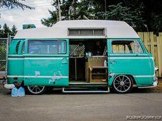 combi baywindow volkswagen t2a