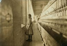 """Lewis Hine: """"105 Years Later, We Know The Identity Of This Child Laborer"""""""