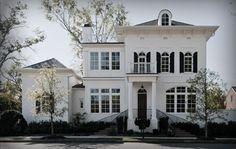 love the windows including roof window - P. Shea Design + Exterior