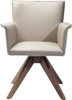 Esszimmer drehstuhl mit armlehne  KFF Youma - Drehstuhl mit Armlehne • KFF®-Shop • KwiK Designmöbel ...
