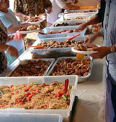 Chamorro/Carolinian local food