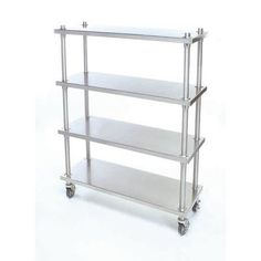 "IMC Teddy Pot and Pan Utility 61"" H Shelf Shelving Unit Size: 61"" H x 48"" W x 24"" D"