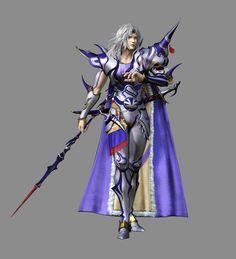 Paladin Cecil from Dissidia: Final Fantasy (2015)