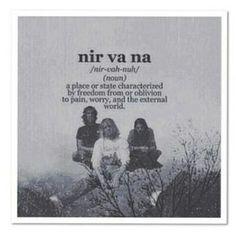 Nirvana definition Más
