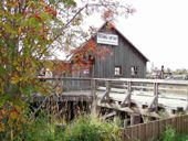 Britannia Heritage Shipyard Richmond BC Fraser Valley, Rustic Barn, Historical Sites, British Columbia, Vancouver, Wedding Venues, House Styles, City, Wedding Places