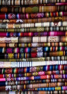 ALL THESE TEXTILES LOVE    ecuador boho-fabrics