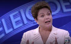 Presidenta Dilma vence o debate da TV Globo e pode ganhar no 1º turno