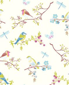 PIP Studio Vol 4, E375080 by Eijffinger How To Hang Wallpaper, Bird Wallpaper, Wallpaper Online, Wallpaper Borders, Beach Bedding Sets, Photo Mural, Pip Studio, Layers Design, Booth Design