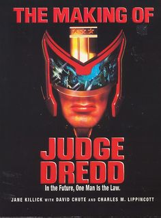 Based upon the internationally popular comic-book hero, Judge Dredd is a multi-million-dollar futuristic action thriller starring Sylvester Stallone as Judge Dredd. From the first stroke of a comic book artist's pen to the last snip of the film editor's scissors, this is the complete story of the year's most visually stunning movie.