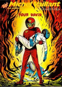 Michel Vaillant - La collection -67- Pour David - BD