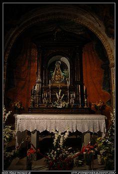 Santuario de Nuestra Señora de Belén en la comarca de La Serena de Badajoz | Fotonazos - Viajes y fotografías