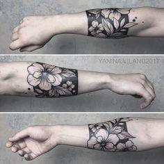 """I like"": comments: 8 – yanina VILAND (y …. Hand Tattoos, Forearm Band Tattoos, Arrow Tattoos, Rose Tattoos, Flower Tattoos, Black Tattoos, Body Art Tattoos, Sleeve Tattoos, Maori Tattoos"