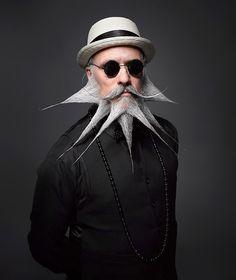 20 photos épiques du championnat américain de barbes et moustaches 2013 - CitizenPost