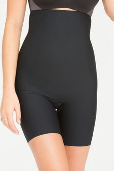 4f1b996657a Spanx Thinstincts High Waisted Mid Thigh Short Style 10006R Shapewear